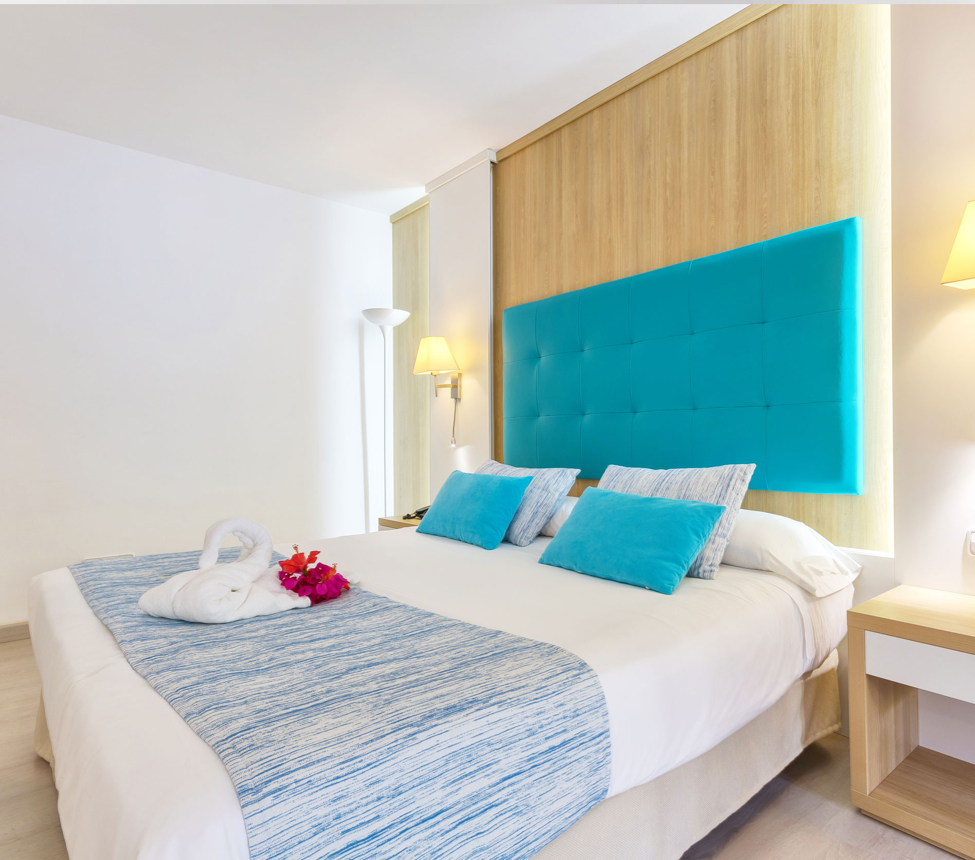 junior suite hotel bahia de alcudia